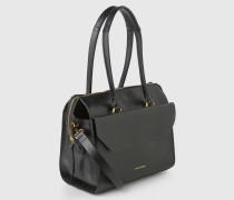 Handtasche 'Empress' schwarz