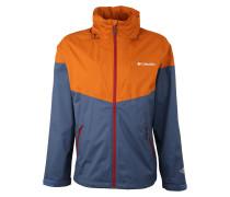 Outdoorjacke 'Inner Limits' blau / orange