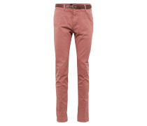 Chino 'Classic garment dyed pant in stretch cotton quality'