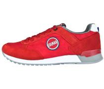 Sneaker 'travis Color' grau / rot / weiß