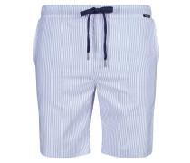 Gemütliche Shorts im Streifen-Design
