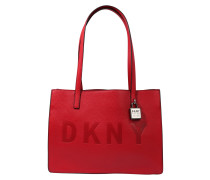 Tasche 'commuter-Md Tote-No Stud' rot
