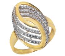 Ring gold / transparent