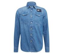 Jeanshemd 'Bristum utility straight shirt l\s'