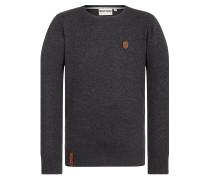 Pullover dunkelgrau / schwarz
