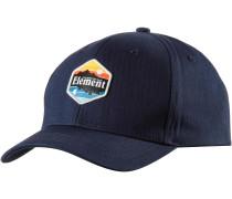 'camp II' Cap blau