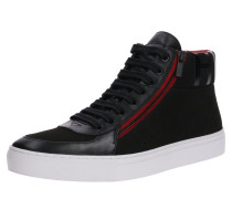 Sneaker 'Futurism_Hito_nuzp' schwarz