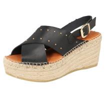 Sandale 'Naya 25' schwarz