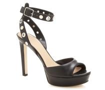 Sandalette 'catorya' schwarz