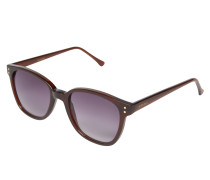 Sonnenbrille 'renee' braun