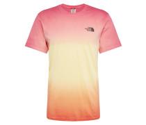Shirt 'Simple Dome' orange / pink