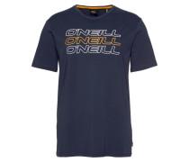 T-Shirt 'Triple Logo'
