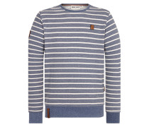 Male Sweatshirt 'Meidericher V' blau