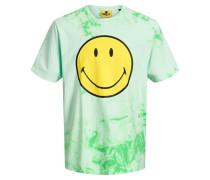 T-Shirt gelb / mint