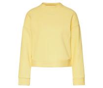 Sweatshirt 'Fidelia' gelb