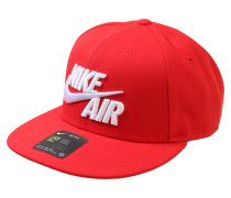 Basecap 'air True Classic' rot