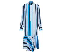 Blusenkleid 'Andrea' blau / lila