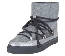 Sneaker Dusty Felter dunkelgrau / silber