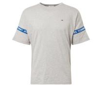 Shirt 'tjm ARM Band Tee' grau