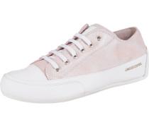 Sneakers hellpink / weiß