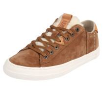 Sneaker 'Hook N37' braun