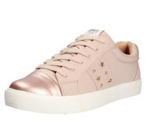 Sneaker 'Skye Studs' rosegold / altrosa