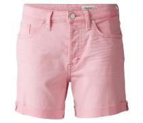 Jeansshorts rosa