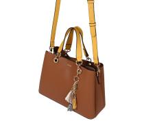 Handtasche 'lapra' cognac