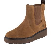 Chelsea Boots 'A24yb' ecru