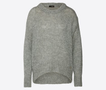 Pullover 'cibetty' grau