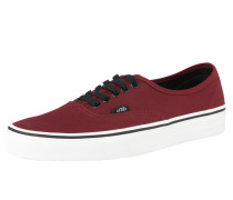 Sneaker 'Authentic' bordeaux