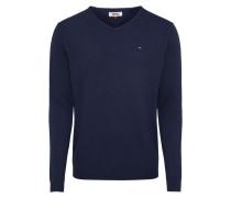 Pullover 'jm' dunkelblau