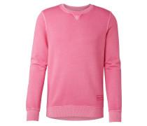 Sweatshirt pinkmeliert