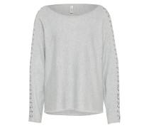 Pullover mit Ärmelverzierung