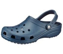 Clogs blau