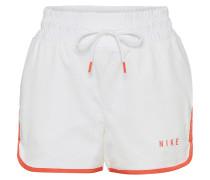 Sport Shorts weiß