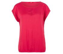 Shirt cranberry