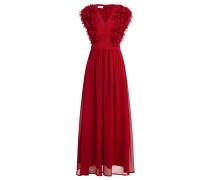 Abendkleid merlot