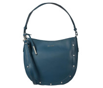 Hobo Bag blau / petrol