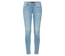 Skinny Jeans 'Luz' blue denim