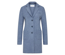 Mantel 'Haley Ros' blau