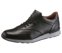 Sneakers 'Ajas' grau / rot / schwarz