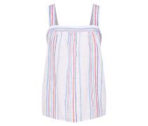 Top 'apron' mischfarben / offwhite