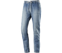 Hose 'tropicalldenim' blue denim