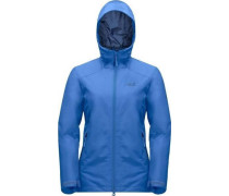Jacke 'Chilly Morning' blau