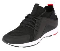 Sneaker 'Hybrid Runn' schwarz / weiß