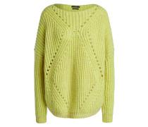 Pullover zitronengelb
