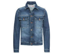Jeansjacke 'rcs Denim Jacke Jackets indoor denim'