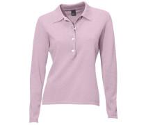 Polo-Pullover rosa