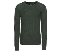 Pullover 'Tam' dunkelgrün